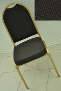 Scaun Conferinta Negru