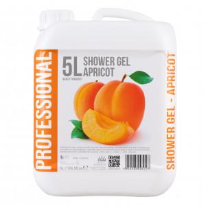 Gel de dus 5L -Apricot
