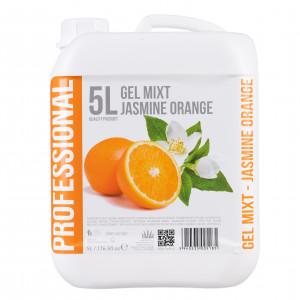Gel Mixt 5L - Jasmine & Orange