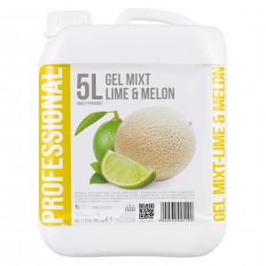 Gel Mixt 5L - Lime & Melon