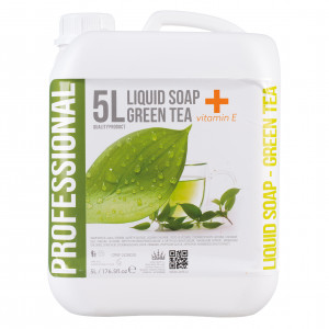 Sapun lichid 5L -Green Tea