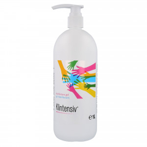Klintesiv Gel Dezinfectant de maini 1 L - 85% alcool