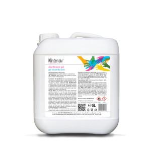 Gel dezinfectant Klintensiv pentru maini - 5 L