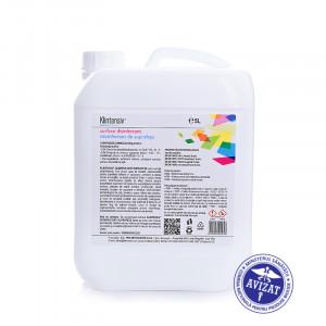 KLINTENSIV 5 l Dezinfectant pentru suprafete gata de utilizare 5 L