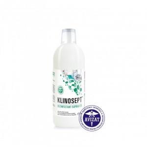 KLINOSEPT 1 L Dezinfectant rapid pentru suprafete RTU pe baza de acool