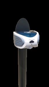 Dispenser dezinfectant 500ml, Cu picior, Arena
