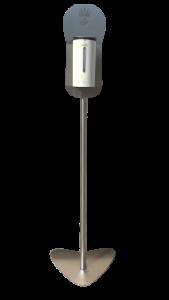 Dispenser dezinfectant 700ml, Cu picior, Cyli