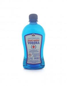 Alcool Sanitar Spirt 500ml, Vorona