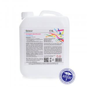 KLINTENSIV® - Detergent dezinfectant concentrat 5000 ml