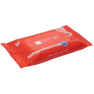 Servetele umede antibacteriene pentru maini, 15 bucati/pachet, Sense