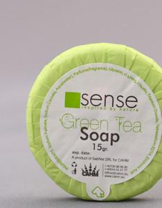 Sapun 15 Gr Green Tea - Sense