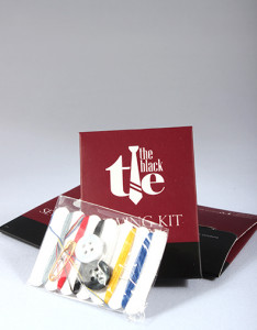 Set Cusut - Black Tie