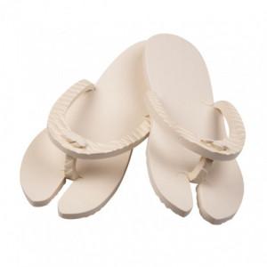 Papuci Spa Mic - Crem #95